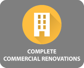 Complete Commercial Renovations