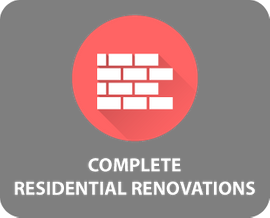 Complete Residential Renovations